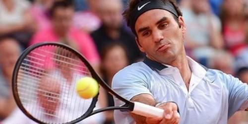 Federer new wilson raquette